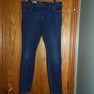 """Women's Kut """"Mia Toothpick Skinny"""" Jeans"""